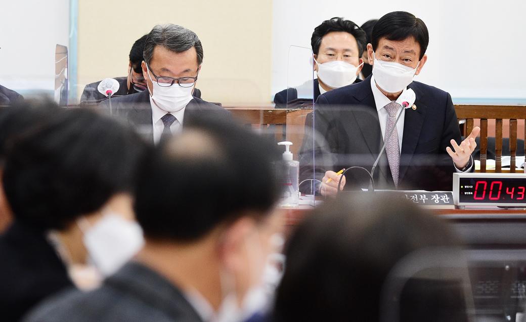 15차 국회 행안위, '보행안전·공무원연금법' 등 안건 처리