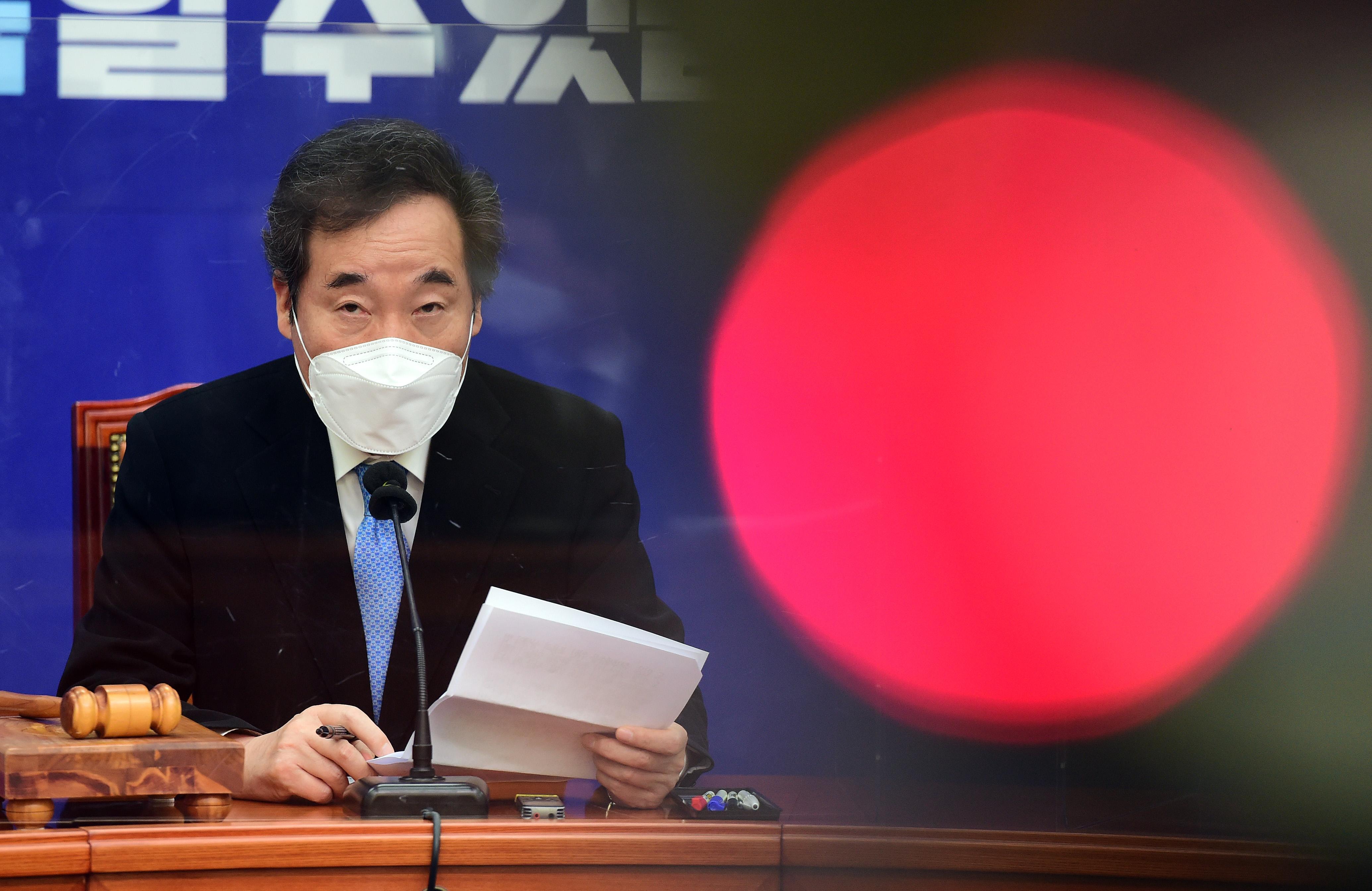 """이낙연 """"기필코 공수처 출범시켜 검찰 통제 제도화하겠다"""""""