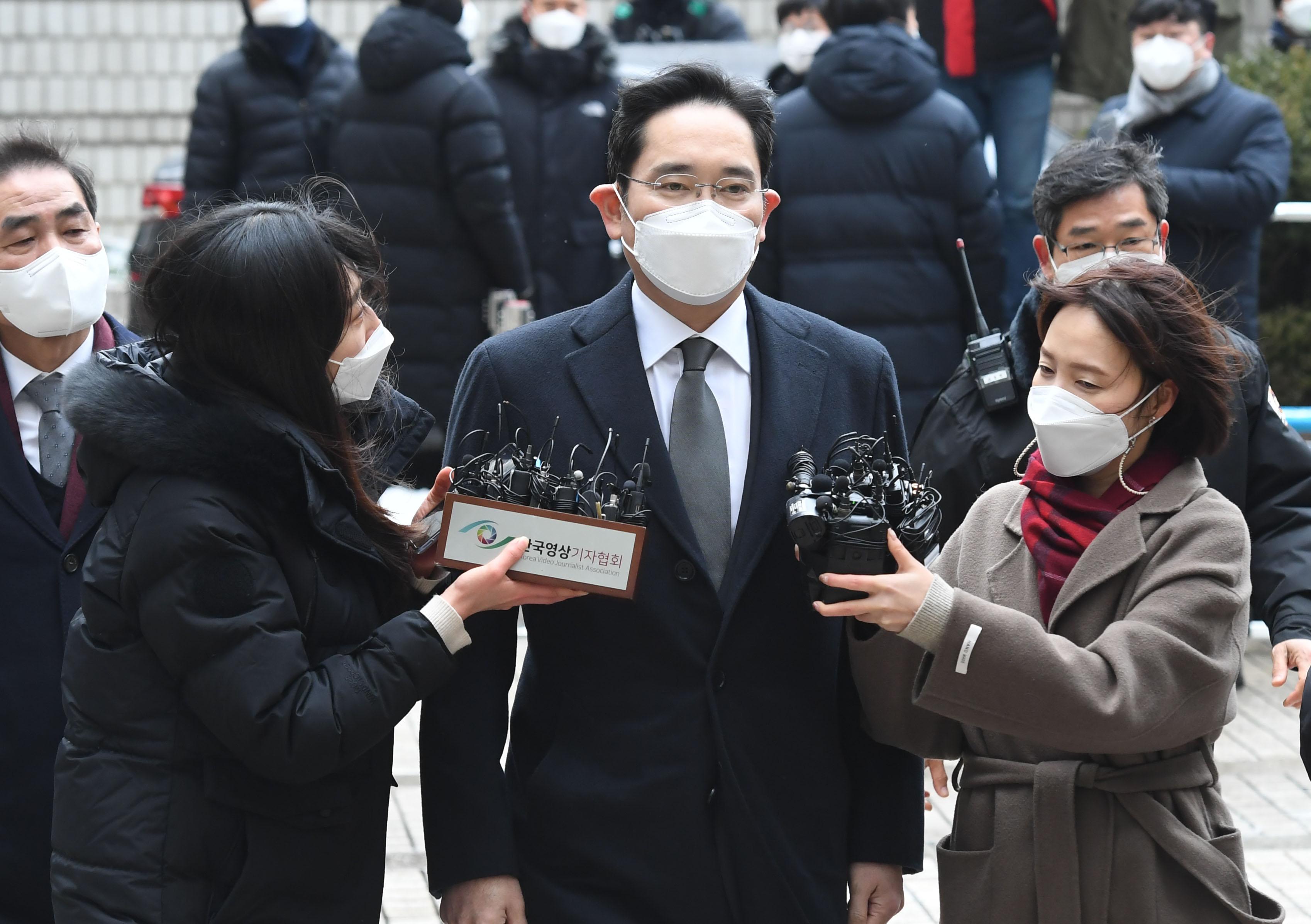 사법부 이재용 부회장 끝내 실형…'경제계 후폭풍 예상'