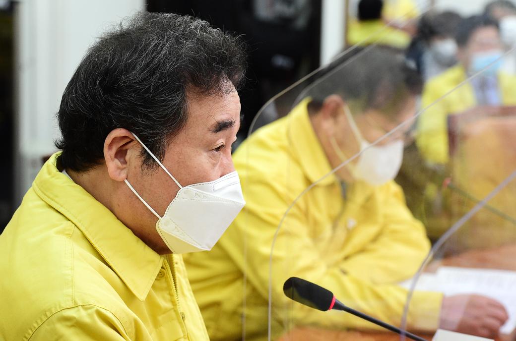 """이낙연 """"중대재해 예방·관리·점검 강화…산업안전보건청 신설"""""""