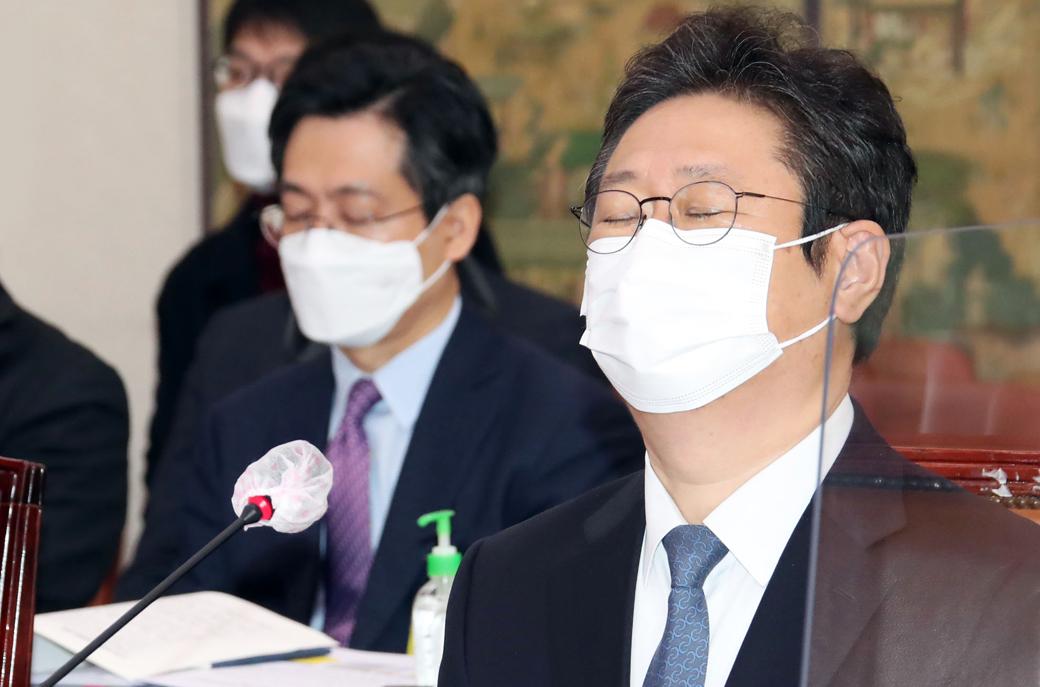 악순환 '체육계 폭력' 등 국회 문체위 회의