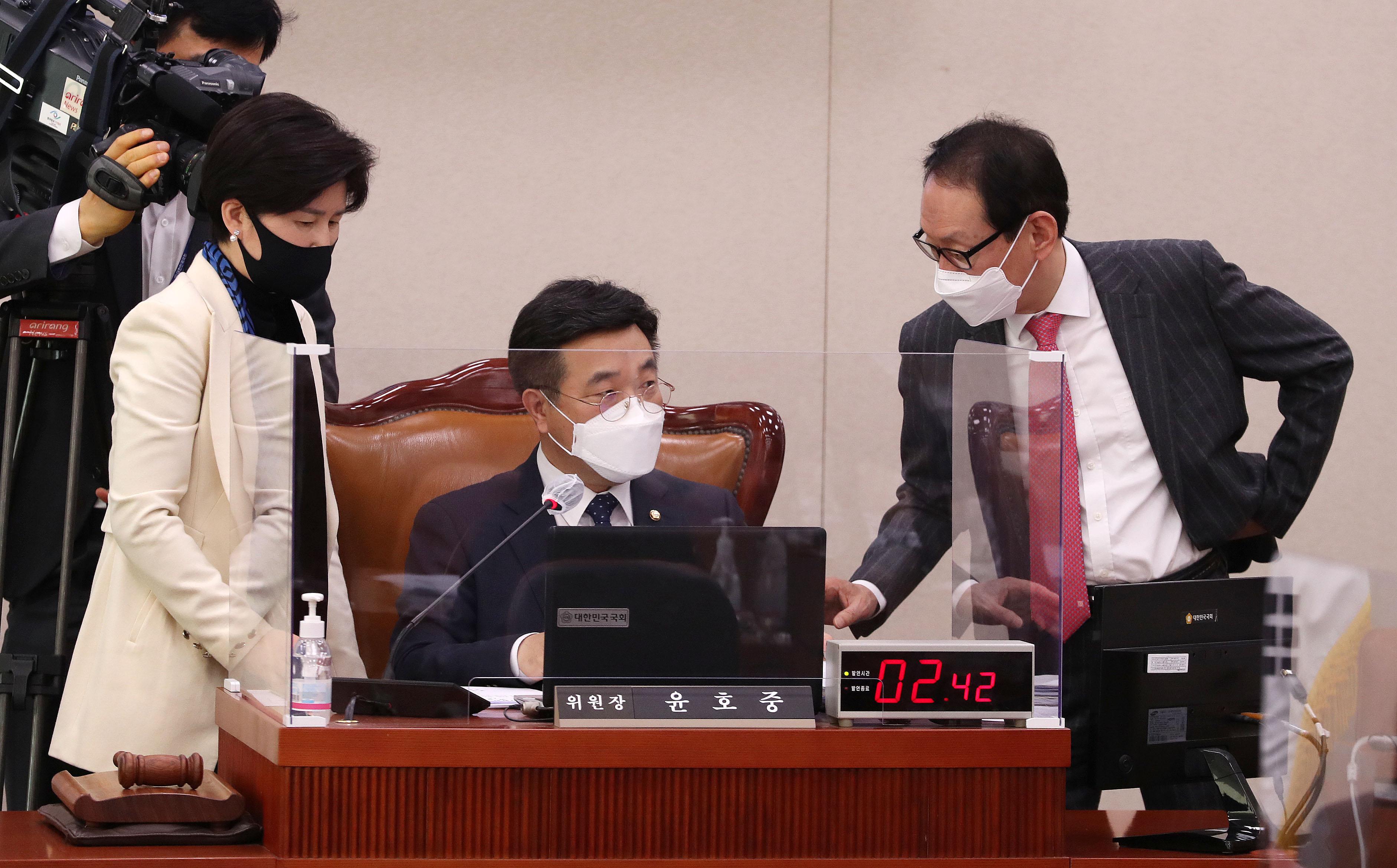 '의료법 개정안' 국회 법사위 결국 계류