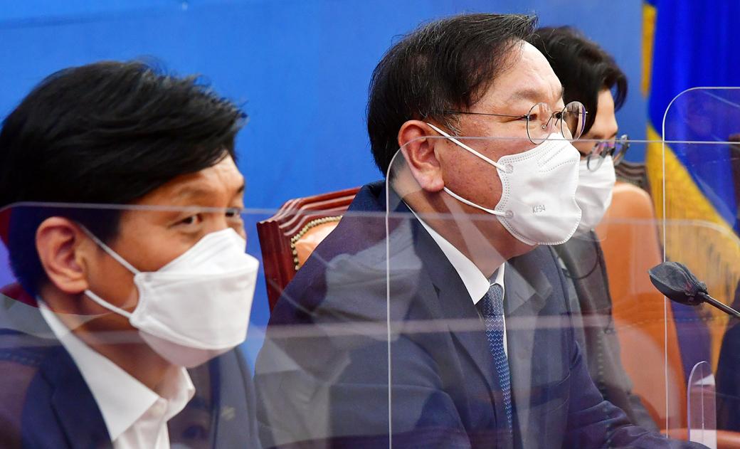 """김태년 """"민주당, 경제에 부는 봄바람에 규제혁신의 돛 달겠다"""""""