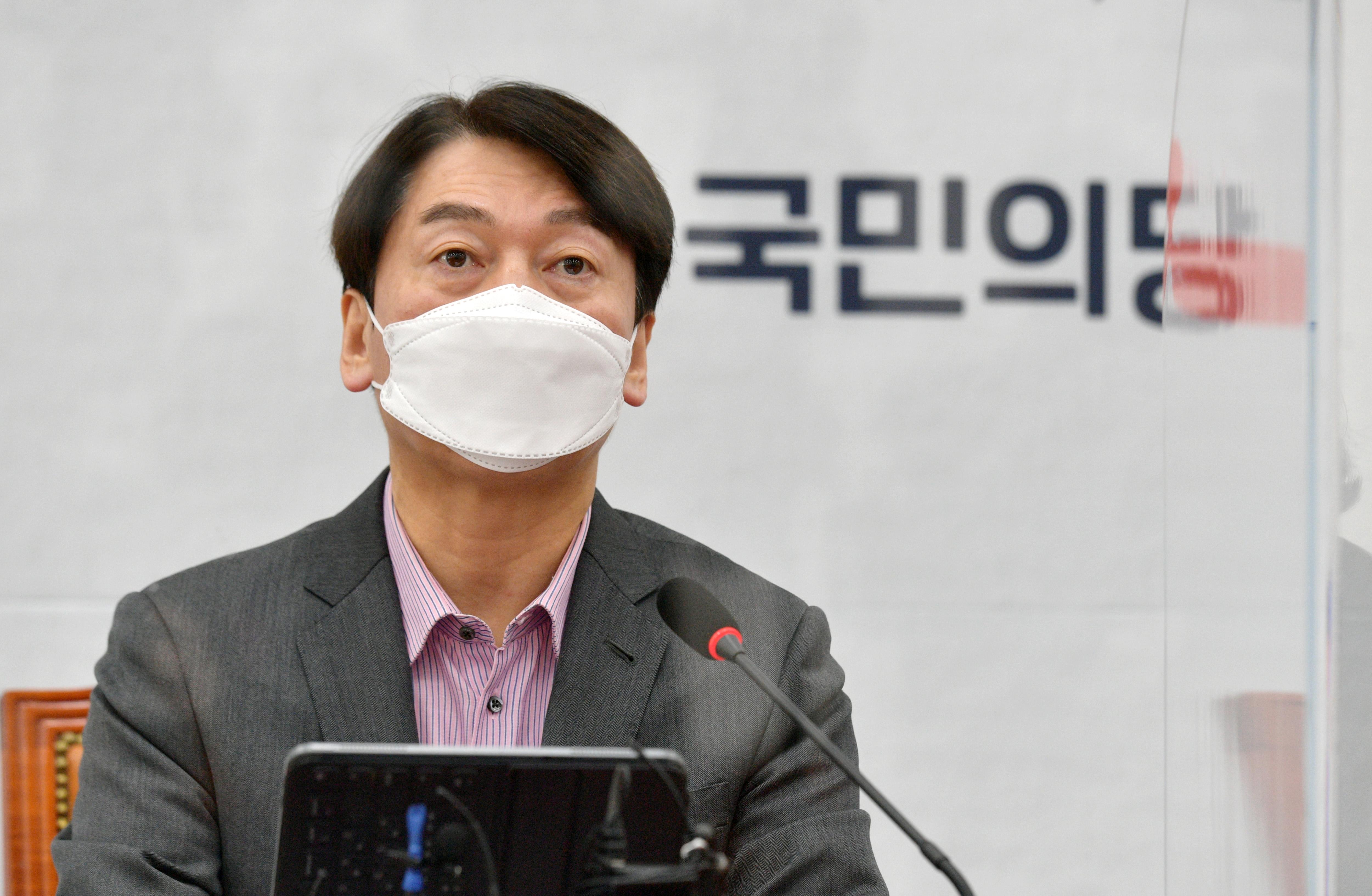 """안철수 """"오세훈 후보 선출 축하…빨리 만나겠다"""""""
