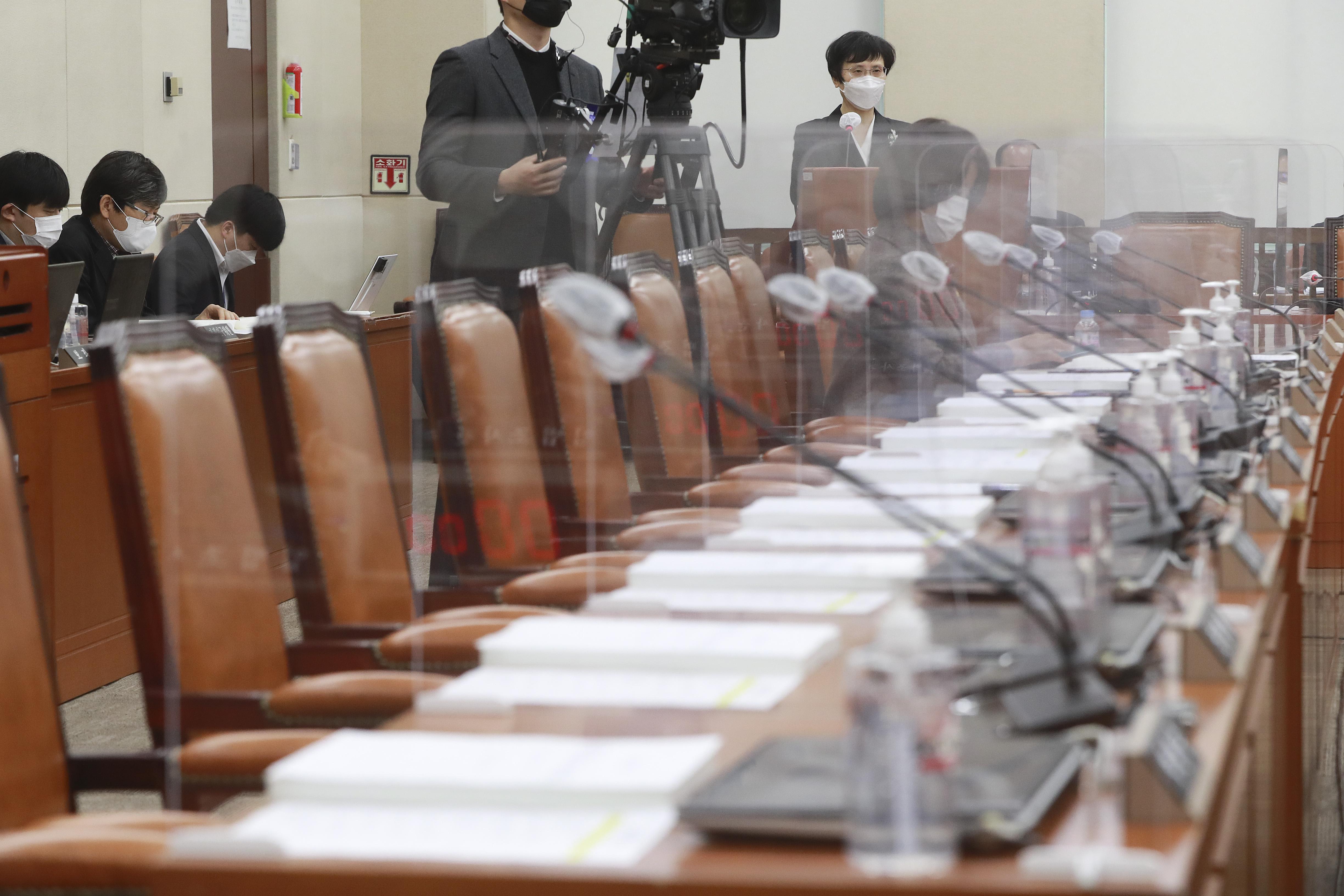 박순영 선관위원 후보자 인사청문회…국민의힘 불참