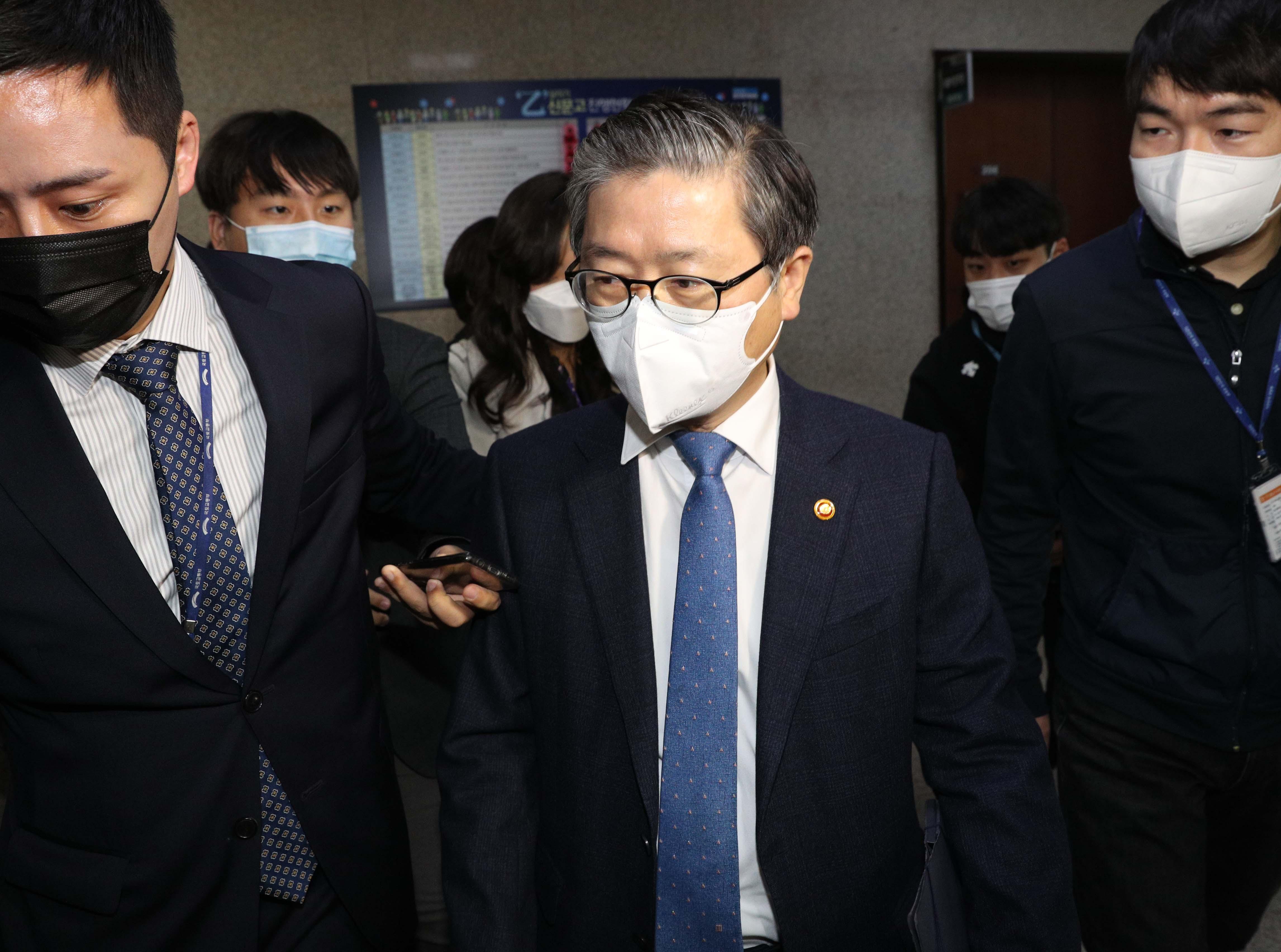 이낙연 대표, 변창흠 국토부 장관 국회로 소환…'LH투기 문책'