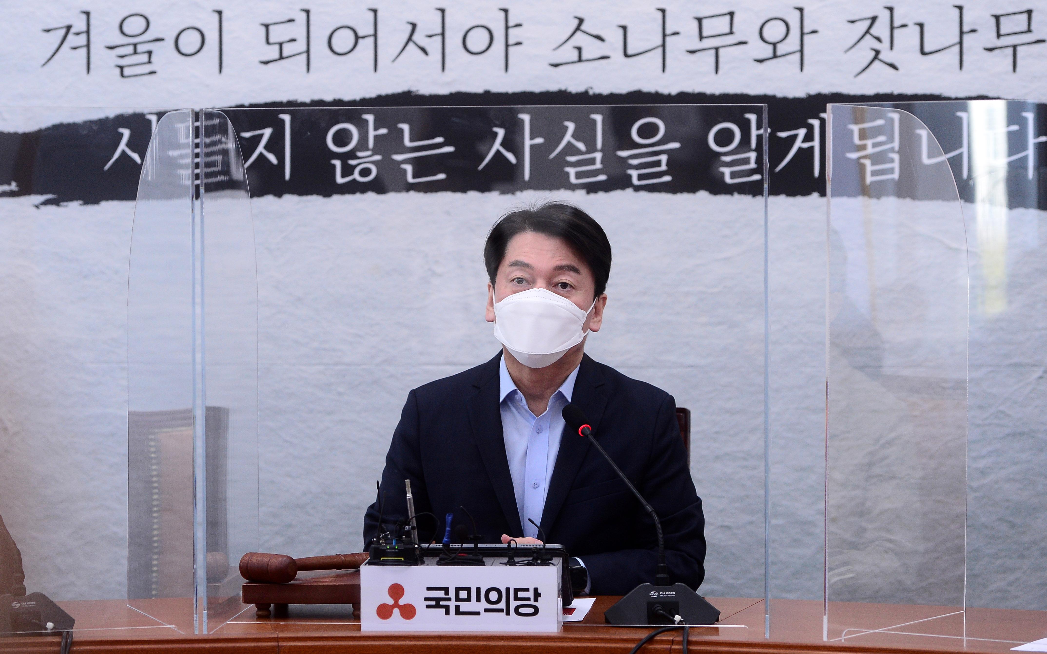 """안철수 """"야권의 승리라기 보다 민주당의 패배"""""""