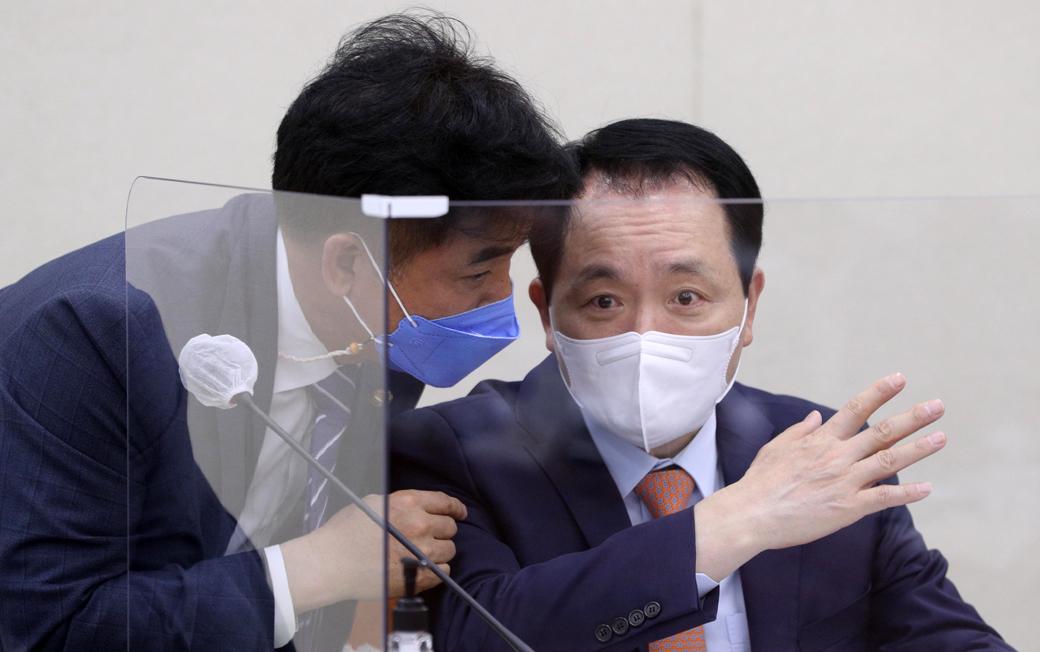 국회 정무위, 10일만에 '이해충돌방지법' 논의