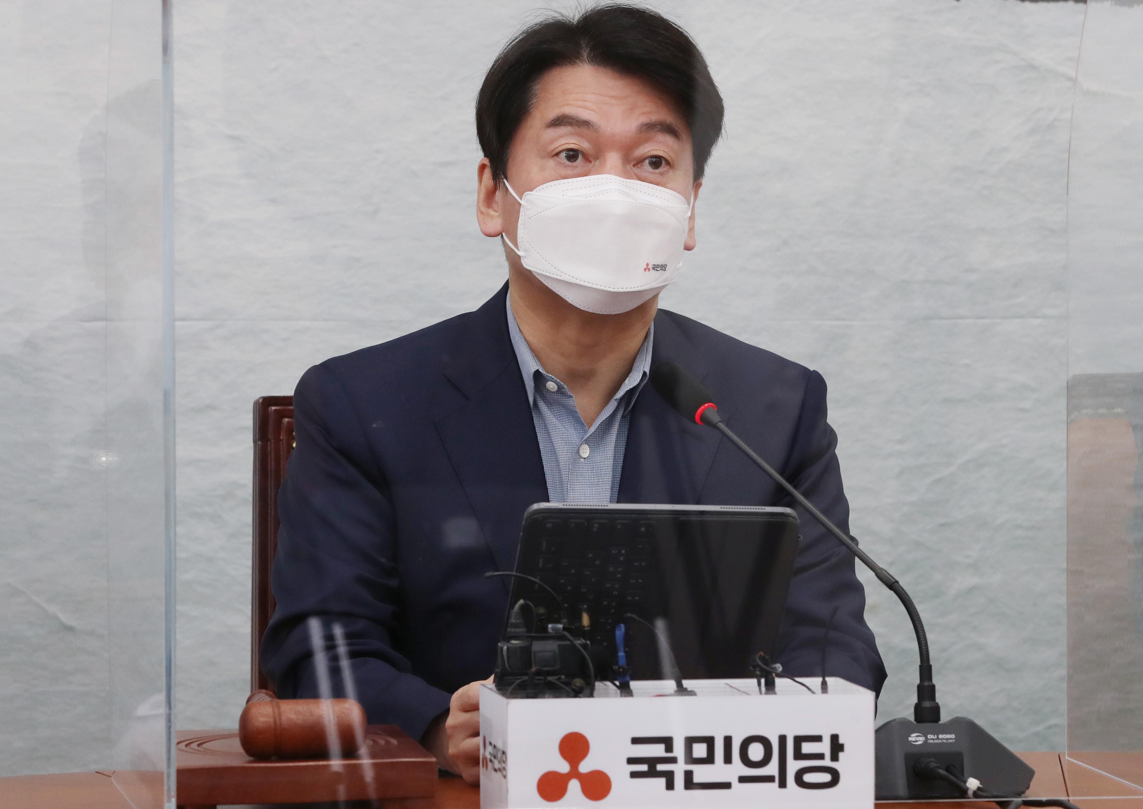 """안철수 """"재보궐선거 심판받고도 대깨문 논쟁"""""""