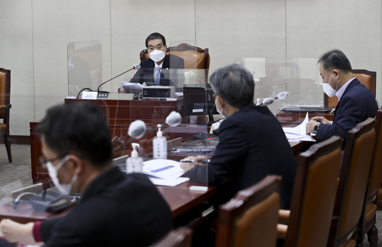 국회, '세월호 참사' 특검추천위 2차회의 개최