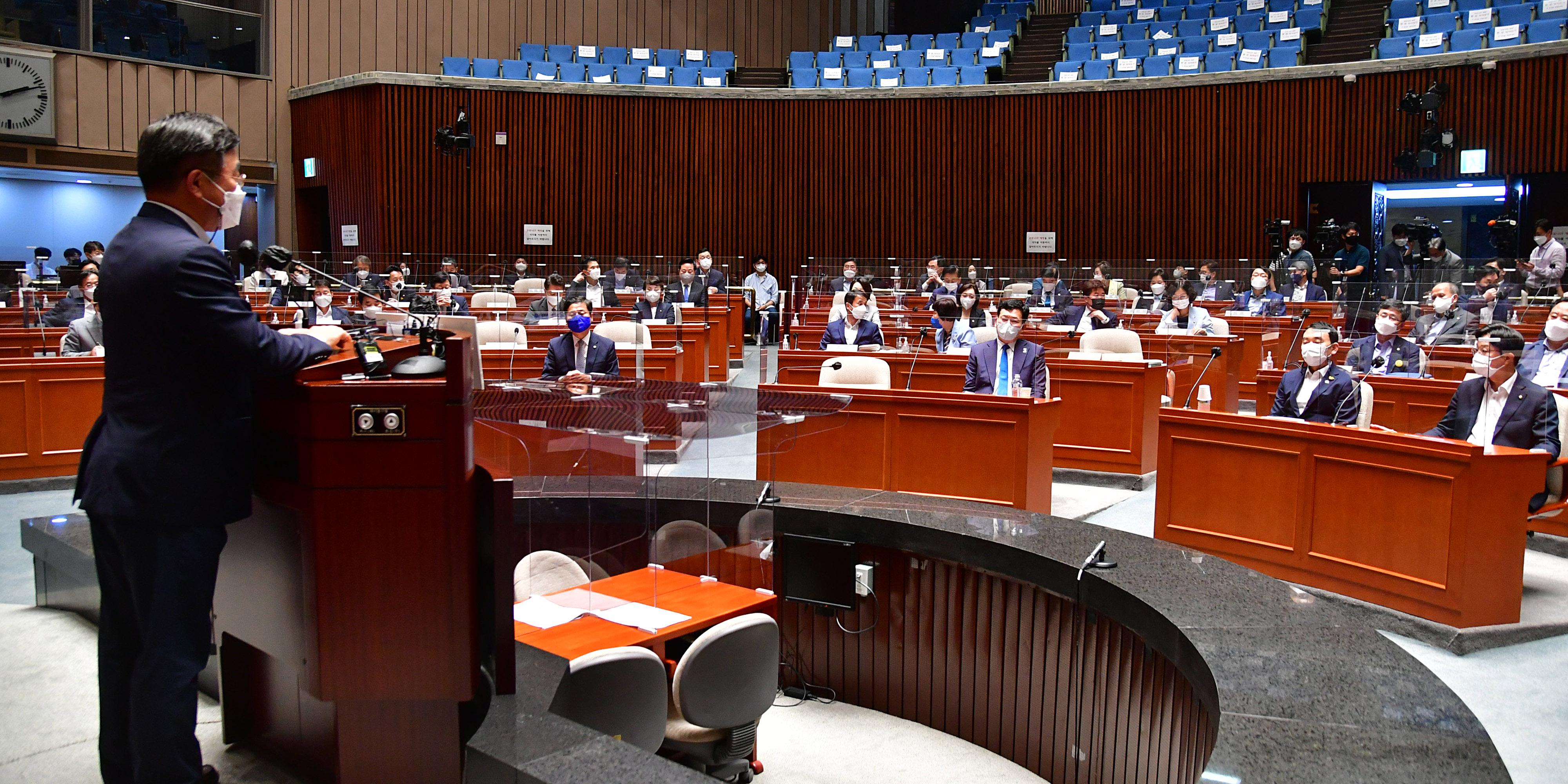 """더불어민주당, 종부세 상위2% 토론…""""표결도 준비"""""""