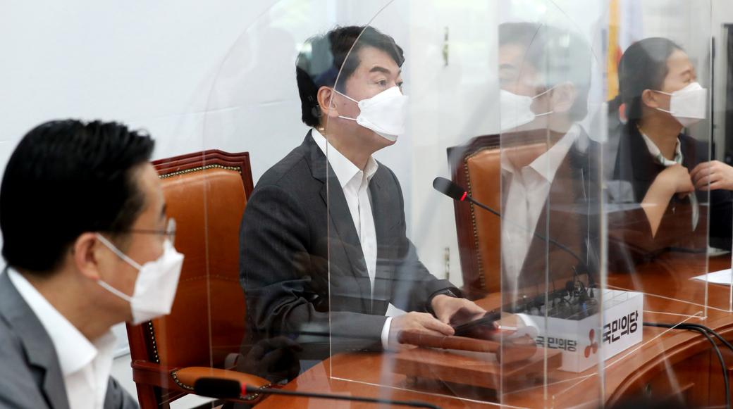"""안철수 """"윤석열 X파일 논란, 공작 정치 개시의 신호탄"""""""