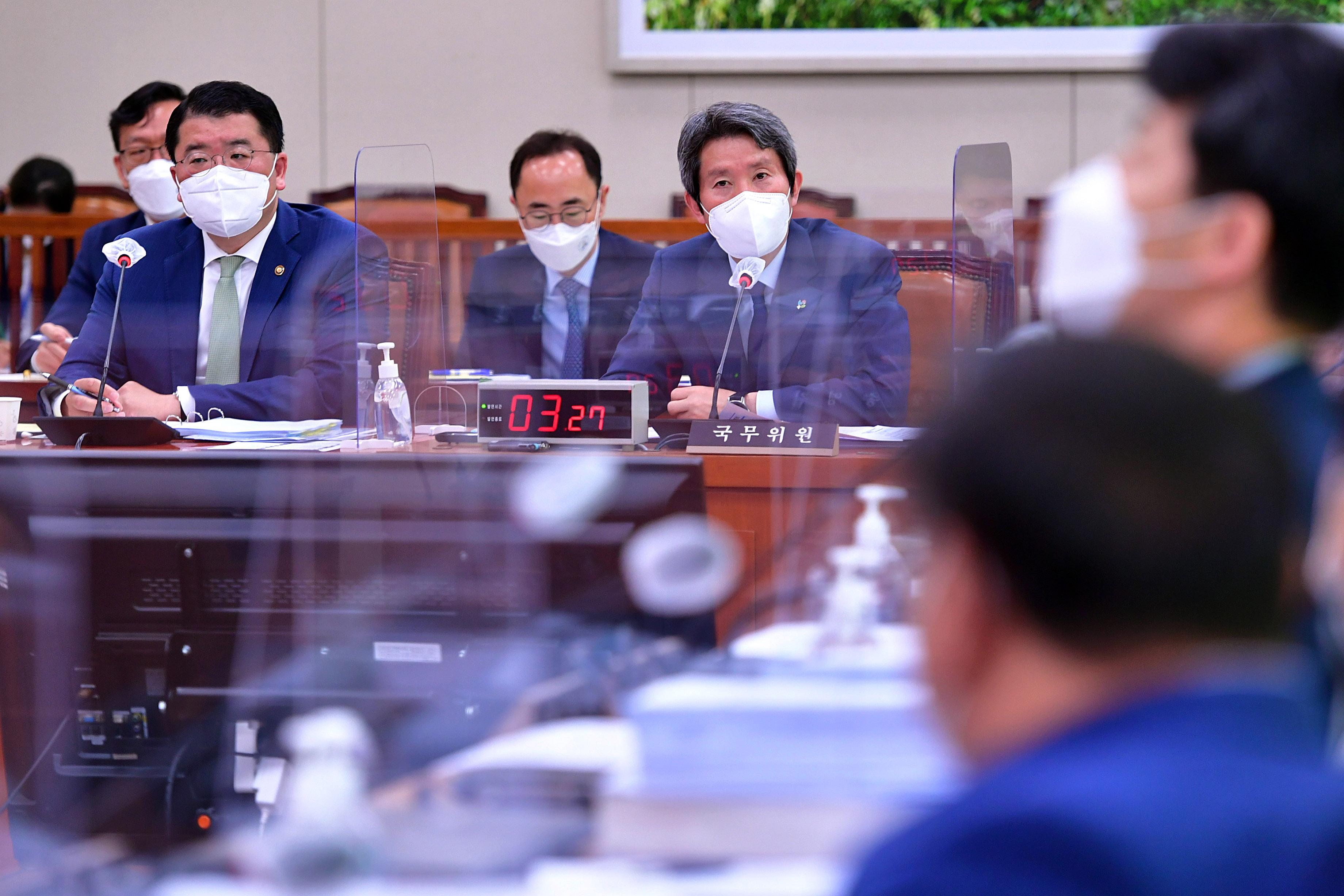 """외통위 최종건 """"워킹그룹 종료 대안은 한미 국장급 정책대화"""""""