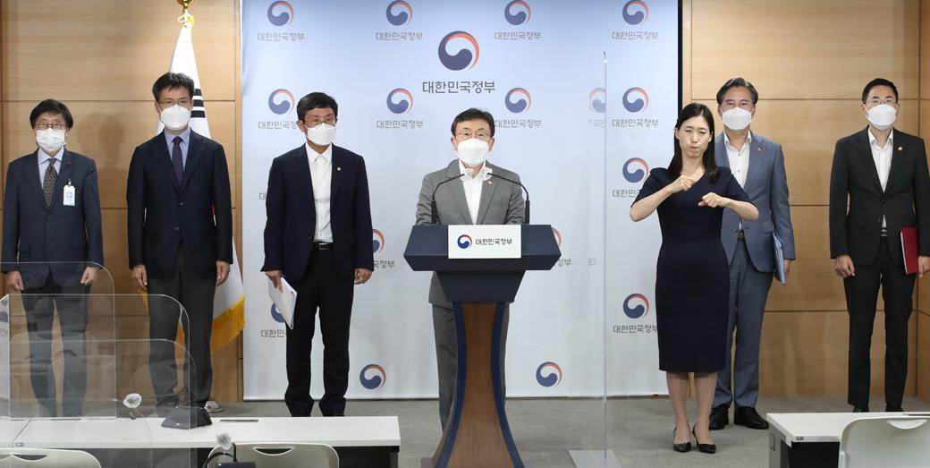 """정부 """"삼성바이오, 8월말 모더나 백신 완제품 시범생산 계획"""""""