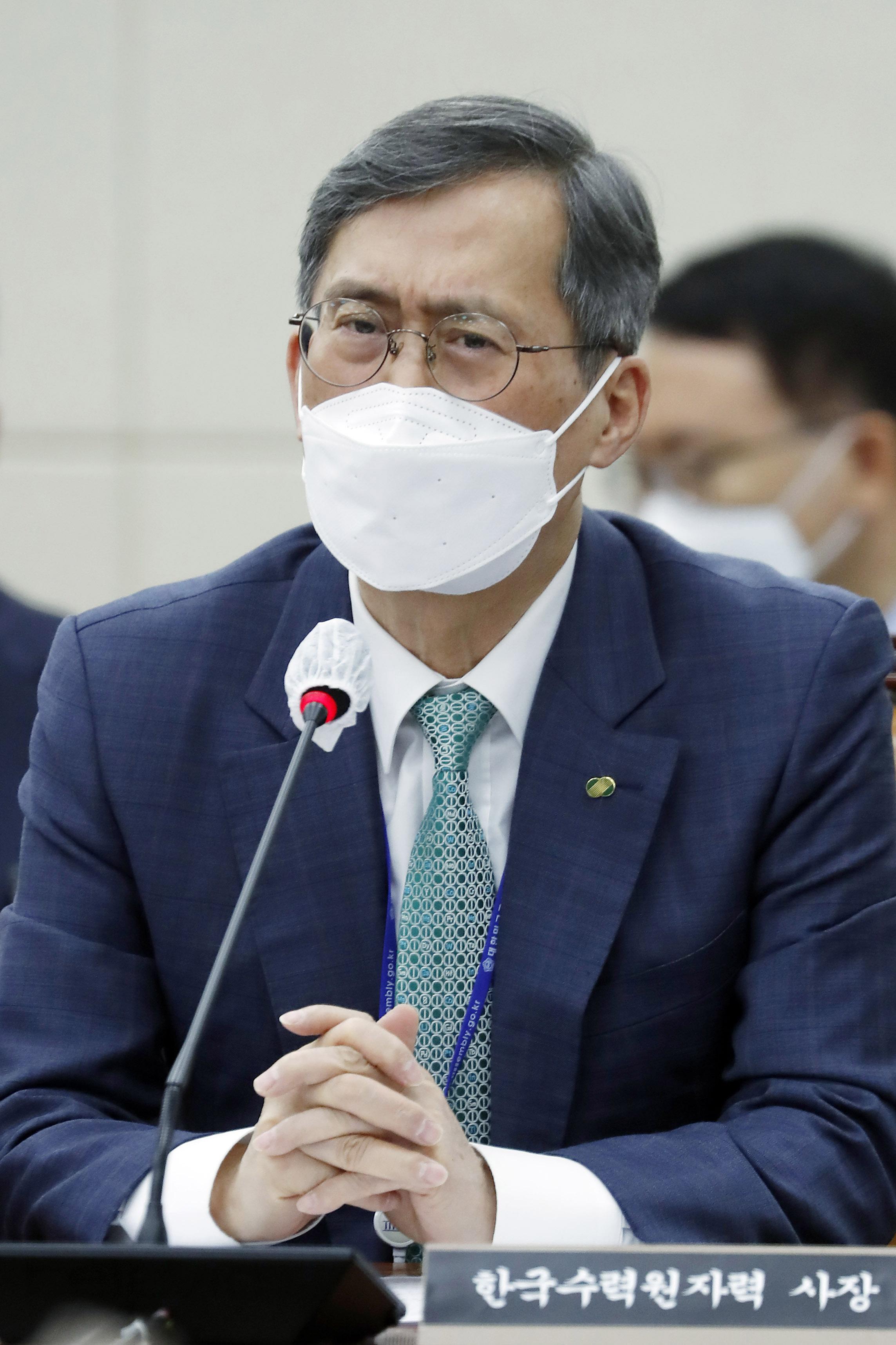 """정재훈 사장 """"연말에 조단위 원전 해외수주 계약 있을 것"""""""